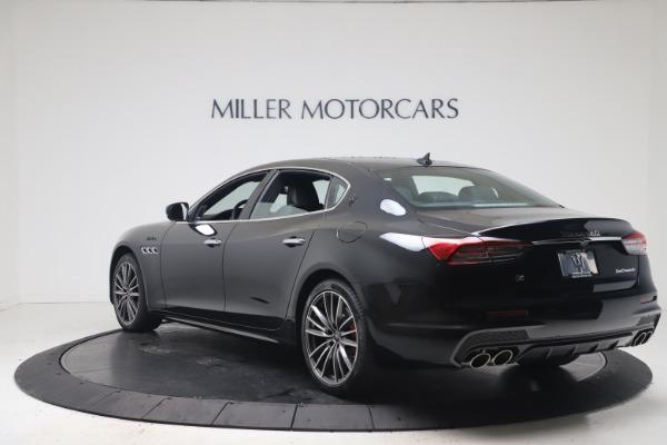 New 2022 Maserati Quattroporte Modena Q4 for sale $128,775 at Bugatti of Greenwich in Greenwich CT 06830 5