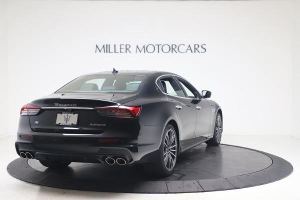 New 2022 Maserati Quattroporte Modena Q4 for sale $128,775 at Bugatti of Greenwich in Greenwich CT 06830 7