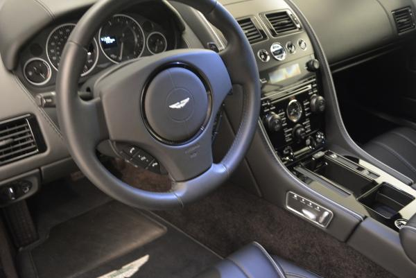 Used 2015 Aston Martin DB9 Carbon Edition for sale Sold at Bugatti of Greenwich in Greenwich CT 06830 15