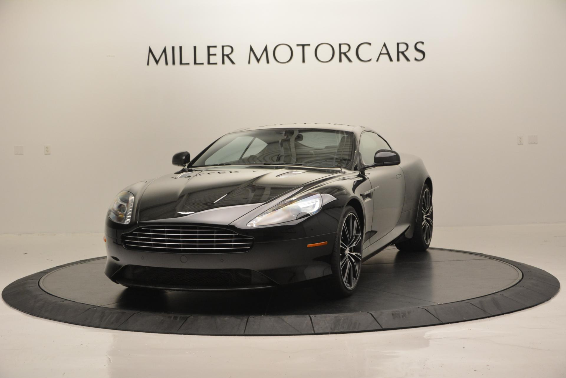 Used 2015 Aston Martin DB9 Carbon Edition for sale Sold at Bugatti of Greenwich in Greenwich CT 06830 1