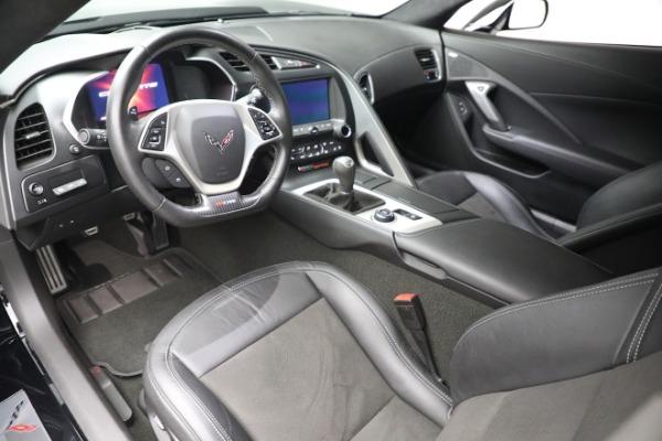 Used 2016 Chevrolet Corvette Z06 for sale $85,900 at Bugatti of Greenwich in Greenwich CT 06830 13