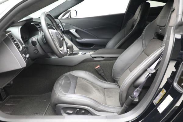 Used 2016 Chevrolet Corvette Z06 for sale $85,900 at Bugatti of Greenwich in Greenwich CT 06830 14