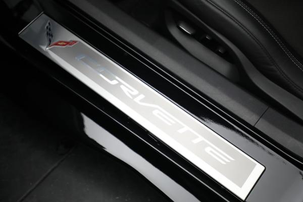 Used 2016 Chevrolet Corvette Z06 for sale $85,900 at Bugatti of Greenwich in Greenwich CT 06830 21