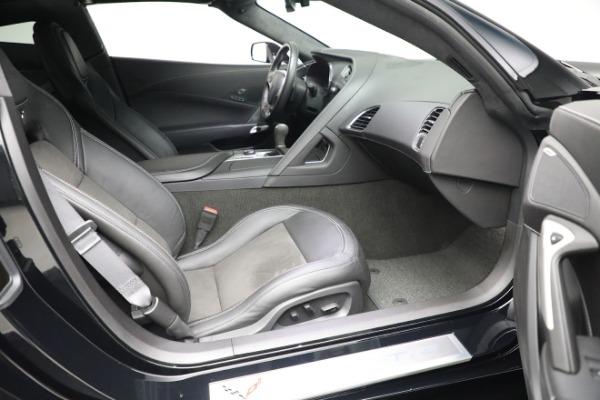 Used 2016 Chevrolet Corvette Z06 for sale $85,900 at Bugatti of Greenwich in Greenwich CT 06830 23