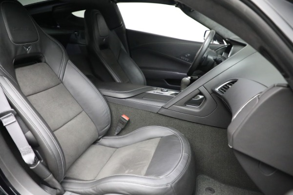 Used 2016 Chevrolet Corvette Z06 for sale $85,900 at Bugatti of Greenwich in Greenwich CT 06830 24