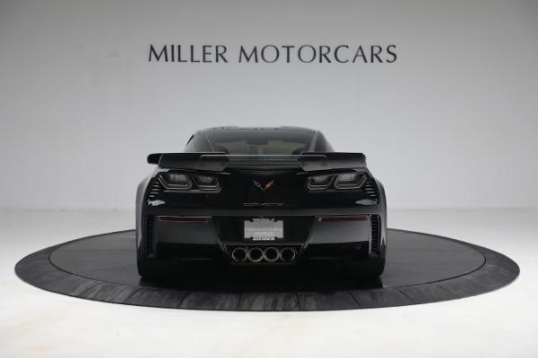 Used 2016 Chevrolet Corvette Z06 for sale $85,900 at Bugatti of Greenwich in Greenwich CT 06830 5