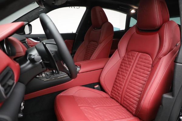 New 2022 Maserati Levante Trofeo for sale $155,045 at Bugatti of Greenwich in Greenwich CT 06830 15