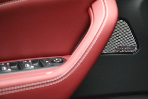 New 2022 Maserati Levante Trofeo for sale $155,045 at Bugatti of Greenwich in Greenwich CT 06830 19
