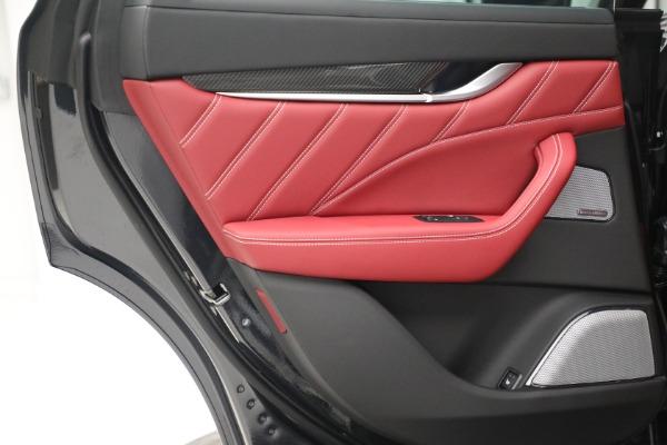 New 2022 Maserati Levante Trofeo for sale $155,045 at Bugatti of Greenwich in Greenwich CT 06830 25