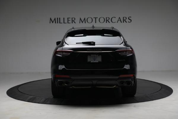 New 2022 Maserati Levante Trofeo for sale $155,045 at Bugatti of Greenwich in Greenwich CT 06830 6