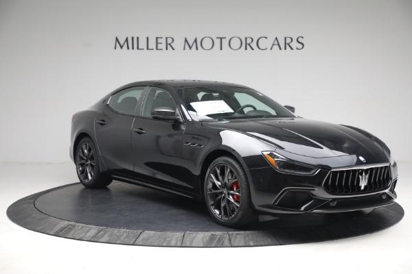 New 2022 Maserati Ghibli Modena Q4 for sale $103,855 at Bugatti of Greenwich in Greenwich CT 06830 11