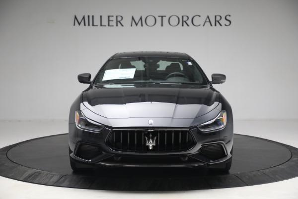 New 2022 Maserati Ghibli Modena Q4 for sale $103,855 at Bugatti of Greenwich in Greenwich CT 06830 12