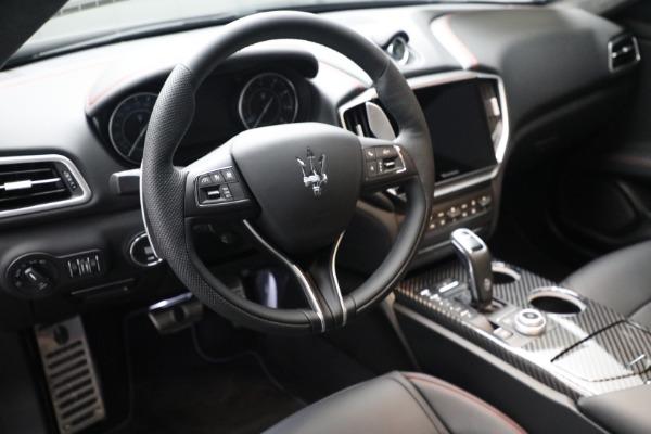 New 2022 Maserati Ghibli Modena Q4 for sale $103,855 at Bugatti of Greenwich in Greenwich CT 06830 15