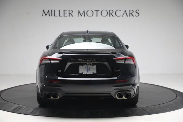 New 2022 Maserati Ghibli Modena Q4 for sale $103,855 at Bugatti of Greenwich in Greenwich CT 06830 6