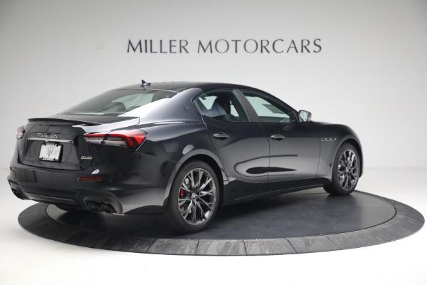 New 2022 Maserati Ghibli Modena Q4 for sale $103,855 at Bugatti of Greenwich in Greenwich CT 06830 8