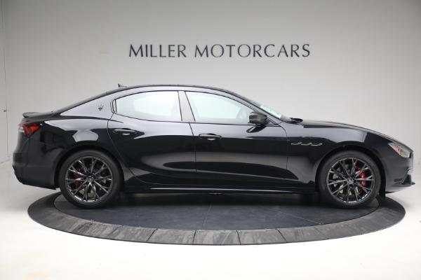 New 2022 Maserati Ghibli Modena Q4 for sale $103,855 at Bugatti of Greenwich in Greenwich CT 06830 9