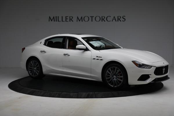 New 2022 Maserati Ghibli Modena Q4 for sale $86,645 at Bugatti of Greenwich in Greenwich CT 06830 10