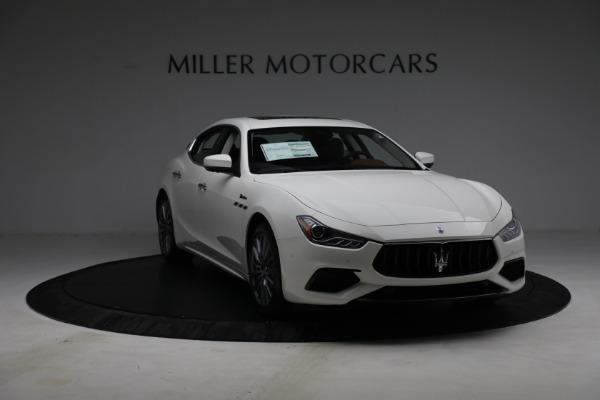 New 2022 Maserati Ghibli Modena Q4 for sale $86,645 at Bugatti of Greenwich in Greenwich CT 06830 11