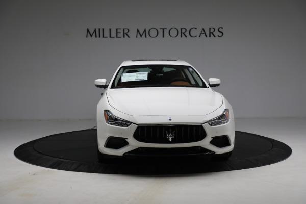 New 2022 Maserati Ghibli Modena Q4 for sale $86,645 at Bugatti of Greenwich in Greenwich CT 06830 12