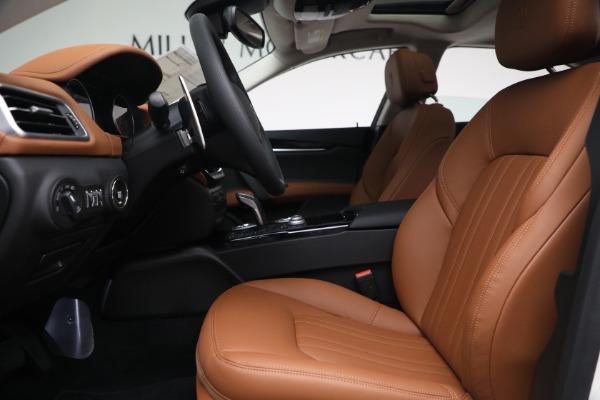 New 2022 Maserati Ghibli Modena Q4 for sale $86,645 at Bugatti of Greenwich in Greenwich CT 06830 14