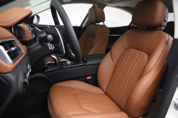 New 2022 Maserati Ghibli Modena Q4 for sale $86,645 at Bugatti of Greenwich in Greenwich CT 06830 15