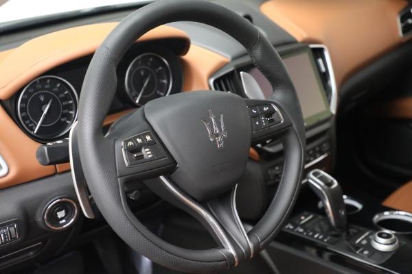 New 2022 Maserati Ghibli Modena Q4 for sale $86,645 at Bugatti of Greenwich in Greenwich CT 06830 17