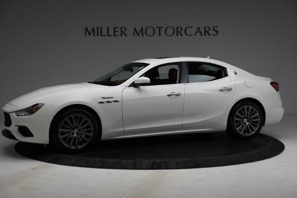 New 2022 Maserati Ghibli Modena Q4 for sale $86,645 at Bugatti of Greenwich in Greenwich CT 06830 2