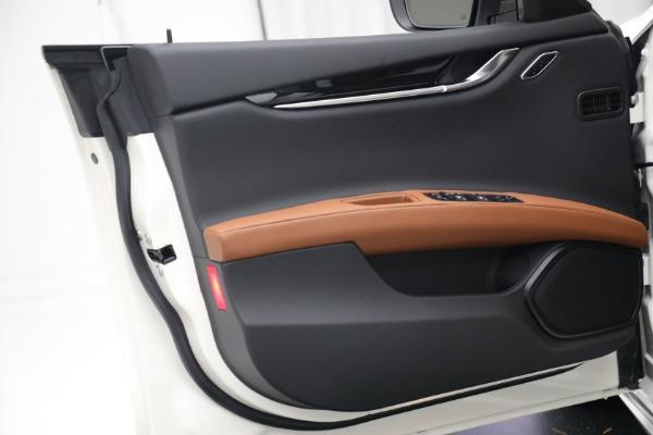 New 2022 Maserati Ghibli Modena Q4 for sale $86,645 at Bugatti of Greenwich in Greenwich CT 06830 20