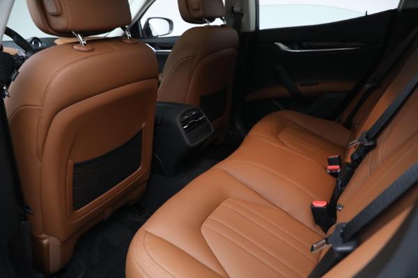 New 2022 Maserati Ghibli Modena Q4 for sale $86,645 at Bugatti of Greenwich in Greenwich CT 06830 21