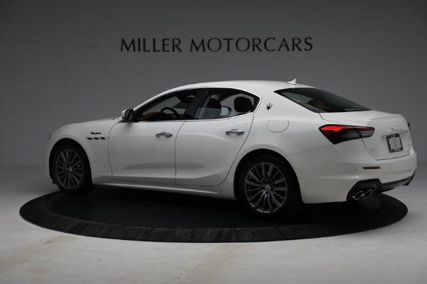 New 2022 Maserati Ghibli Modena Q4 for sale $86,645 at Bugatti of Greenwich in Greenwich CT 06830 4