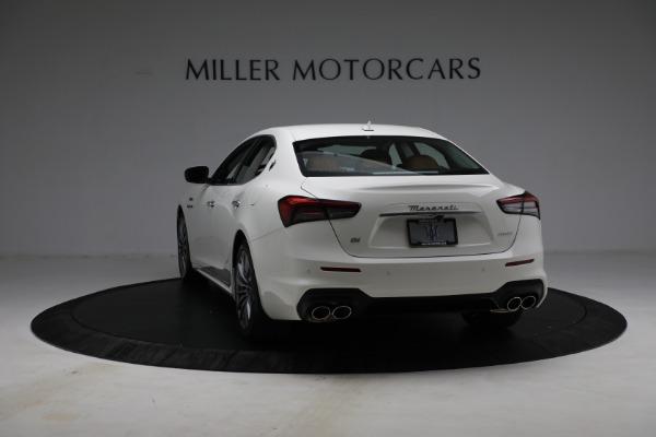 New 2022 Maserati Ghibli Modena Q4 for sale $86,645 at Bugatti of Greenwich in Greenwich CT 06830 5
