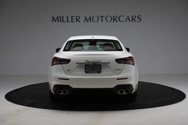 New 2022 Maserati Ghibli Modena Q4 for sale $86,645 at Bugatti of Greenwich in Greenwich CT 06830 6