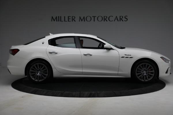 New 2022 Maserati Ghibli Modena Q4 for sale $86,645 at Bugatti of Greenwich in Greenwich CT 06830 9