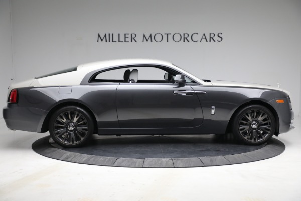 Used 2020 Rolls-Royce Wraith for sale Call for price at Bugatti of Greenwich in Greenwich CT 06830 10