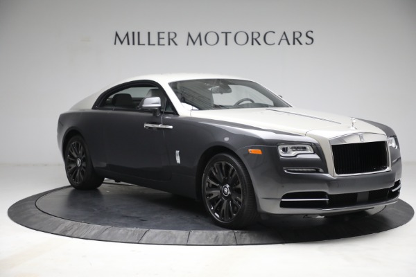 Used 2020 Rolls-Royce Wraith for sale Call for price at Bugatti of Greenwich in Greenwich CT 06830 12