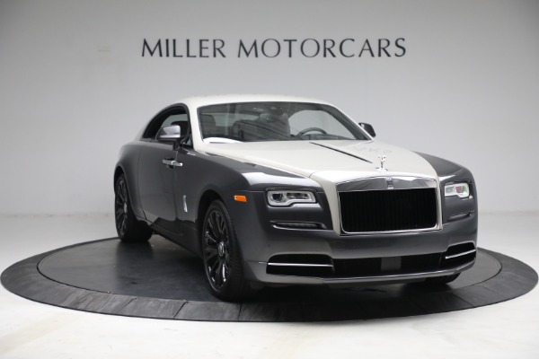 Used 2020 Rolls-Royce Wraith for sale Call for price at Bugatti of Greenwich in Greenwich CT 06830 13