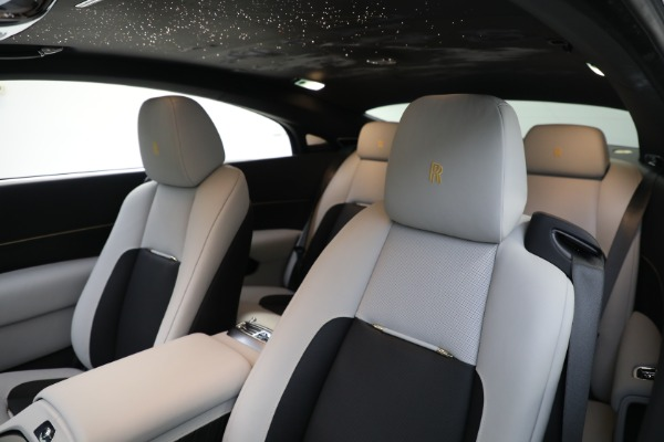 Used 2020 Rolls-Royce Wraith for sale Call for price at Bugatti of Greenwich in Greenwich CT 06830 16