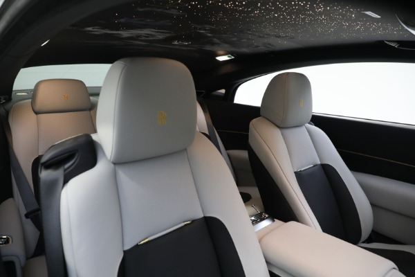 Used 2020 Rolls-Royce Wraith for sale Call for price at Bugatti of Greenwich in Greenwich CT 06830 17