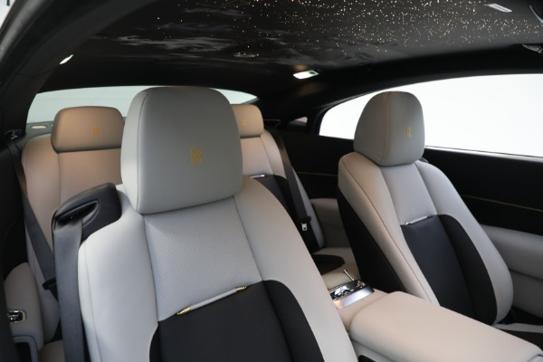 Used 2020 Rolls-Royce Wraith for sale Call for price at Bugatti of Greenwich in Greenwich CT 06830 18