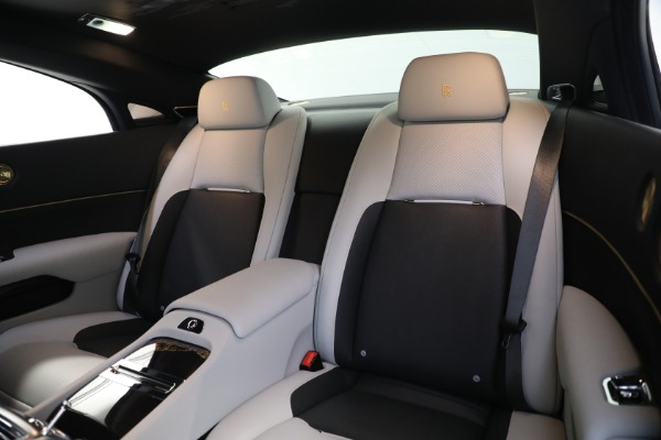 Used 2020 Rolls-Royce Wraith for sale Call for price at Bugatti of Greenwich in Greenwich CT 06830 19