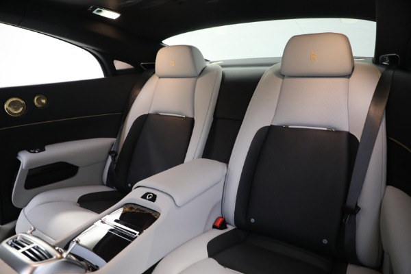 Used 2020 Rolls-Royce Wraith for sale Call for price at Bugatti of Greenwich in Greenwich CT 06830 20