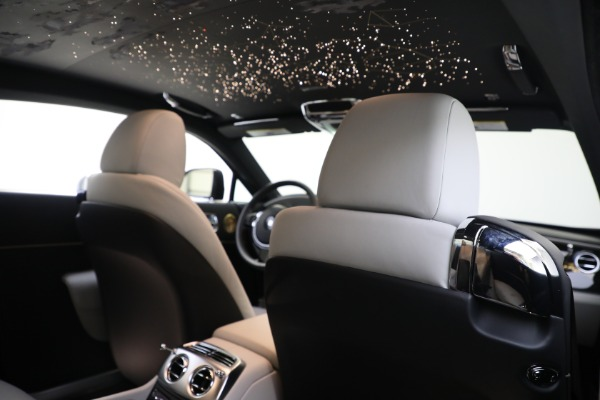Used 2020 Rolls-Royce Wraith for sale Call for price at Bugatti of Greenwich in Greenwich CT 06830 23