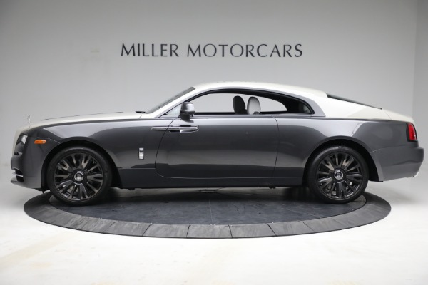 Used 2020 Rolls-Royce Wraith for sale Call for price at Bugatti of Greenwich in Greenwich CT 06830 4