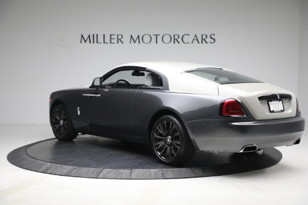 Used 2020 Rolls-Royce Wraith for sale Call for price at Bugatti of Greenwich in Greenwich CT 06830 5
