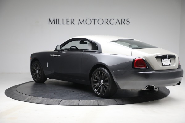 Used 2020 Rolls-Royce Wraith for sale Call for price at Bugatti of Greenwich in Greenwich CT 06830 6