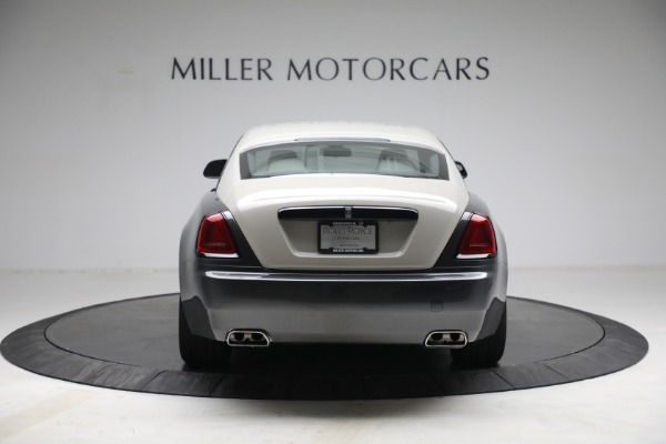 Used 2020 Rolls-Royce Wraith for sale Call for price at Bugatti of Greenwich in Greenwich CT 06830 7
