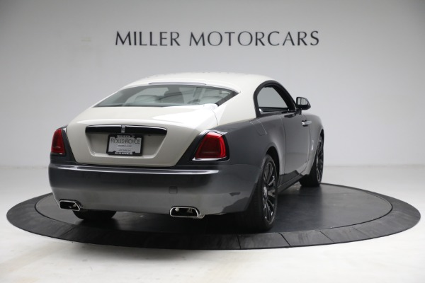Used 2020 Rolls-Royce Wraith for sale Call for price at Bugatti of Greenwich in Greenwich CT 06830 8
