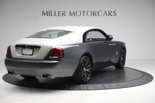 Used 2020 Rolls-Royce Wraith for sale Call for price at Bugatti of Greenwich in Greenwich CT 06830 9