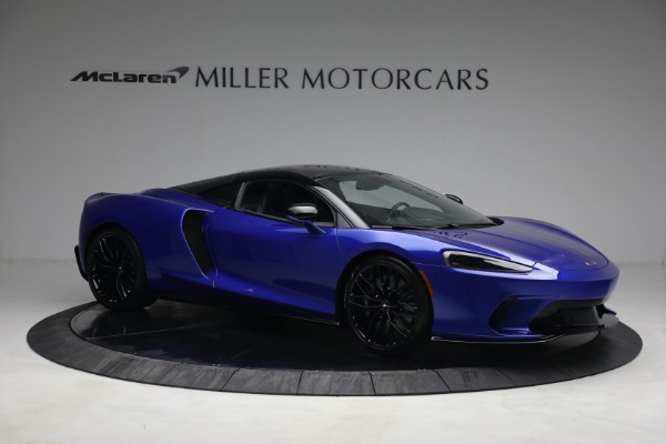 New 2022 McLaren GT Luxe for sale $228,080 at Bugatti of Greenwich in Greenwich CT 06830 10