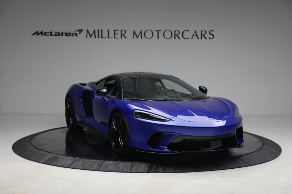 New 2022 McLaren GT Luxe for sale $228,080 at Bugatti of Greenwich in Greenwich CT 06830 11